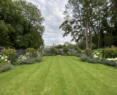 Large Family Garden High Wych